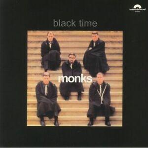 MONKS-The-Black-Time-Vinyl-LP