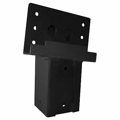"Dual Angle Elevator Brackets 4/""x4/"" Deer Stand Hunting Blind Tower Platform 4-Set"