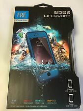 Authentic LifeProof Waterproof Fre Case For iPhone 6 6s - Banzai Blue NEW Retail