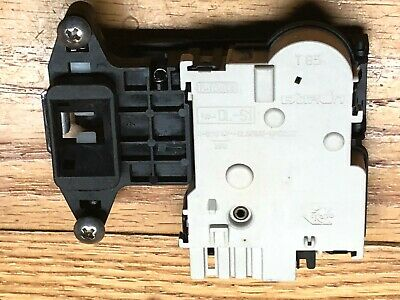 EBF49827801 Washer Door Lock Replacement for Kenmore//Sears 796.41728000 Compatible with 6601ER1004C Washing Machine Door Switch and Lock Assembly