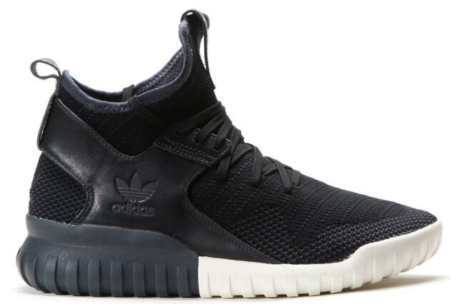 adidas Originals Tubular X Knit Mid Trainers
