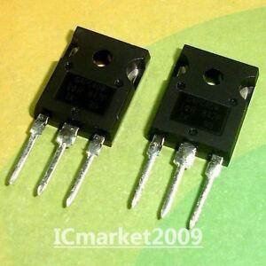 2 pcs IRG4PC40W TO-247 G4PC40W Transistor Neuf