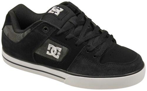Black DC Pure Shoe New Grey