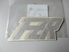 Yamaha Aufkleber Schriftzug Emblem Seitenverkleidung FZR600 FZR500 sticker NOS