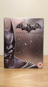 Batman-Arkham-Origins-Steelbook-Limited-Edition-Sony-PlayStation-3-ps3-2013