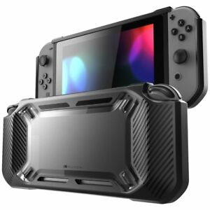 Mumba case for Nintendo Switch Rugged Rubberized Snap on Hard Cover Heavy Duty
