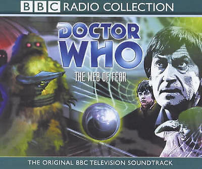 1 of 1 - Doctor Who - The Missing Stories: The Web of Fear. Starring Patrick Troughton CD