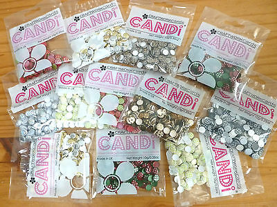Craftwork Cards - Card Candi - 10gm Pack - Various Packs