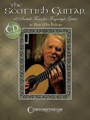 The Scottish Guitar Sheet Music 40 Scottish Tunes for Fingerstyle Guit 000001507