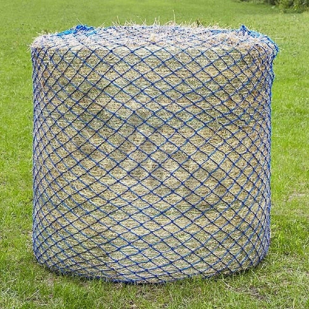 ELICO TINTAGEL HAY HAYLAGE NET BLK FOR LARGE BALES IN THE FIELD YARD HORSE PONY