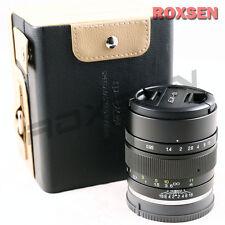 Mitakon Speedmaster 35mm F/0.95 II Lens for Canon EOS M EF-M mount M M2 M3 M10