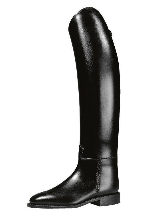 Cavallo Piaffe Dressur Reitstiefel Gr.39 (6) H 51 W37 rahmengenäht Rindleder N81
