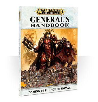 Delizioso Generali Manuale - Warhammer EtÀ Di Sigmar - Giochi Workshop Regalo Ideale Per Tutte Le Occasioni