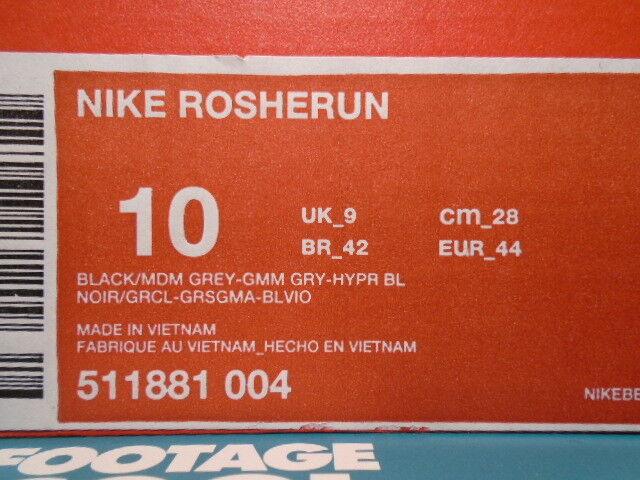 2013 NIKE ROSHE RUN ROSHERUN TARP OLIVE GREEN 10 SMOKE GREY VOLT 511881-307 10 GREEN 867942