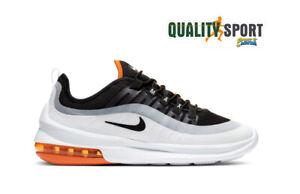 Dettagli su Nike Air Max Axis Bianco Nero Scarpe Shoes Uomo Sportive Sneaker AA2146 017 2020