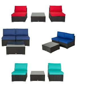 Patio Chairs Outdoor Love Seat
