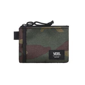Vans pouch wallet - classic camo - portafogli camo   eBay