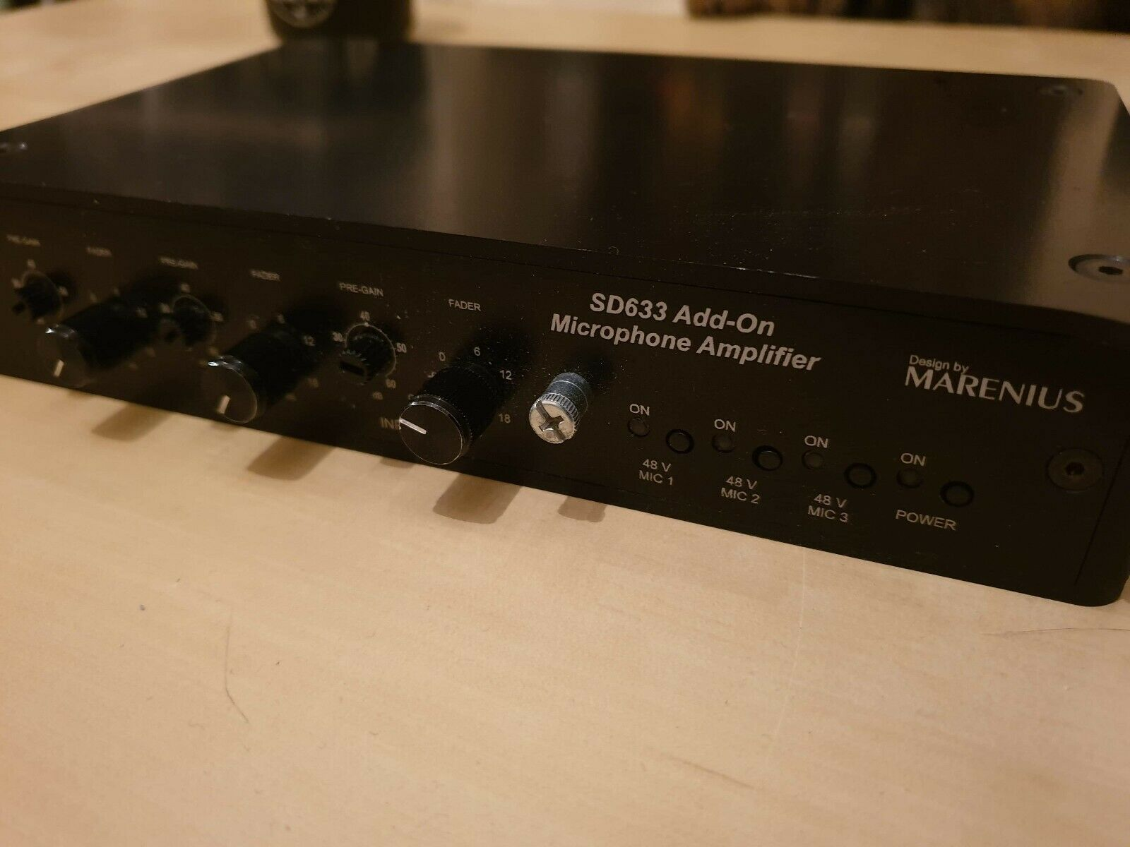 Sound Devices 633 3 Channel Expander