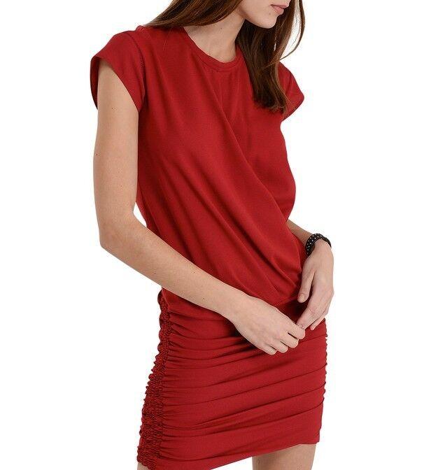 IKKS kleid rot Gr 36 FR, 8 UK dress dress dress | Großer Räumungsverkauf  | Deutschland Shops  | Marke  c80c73