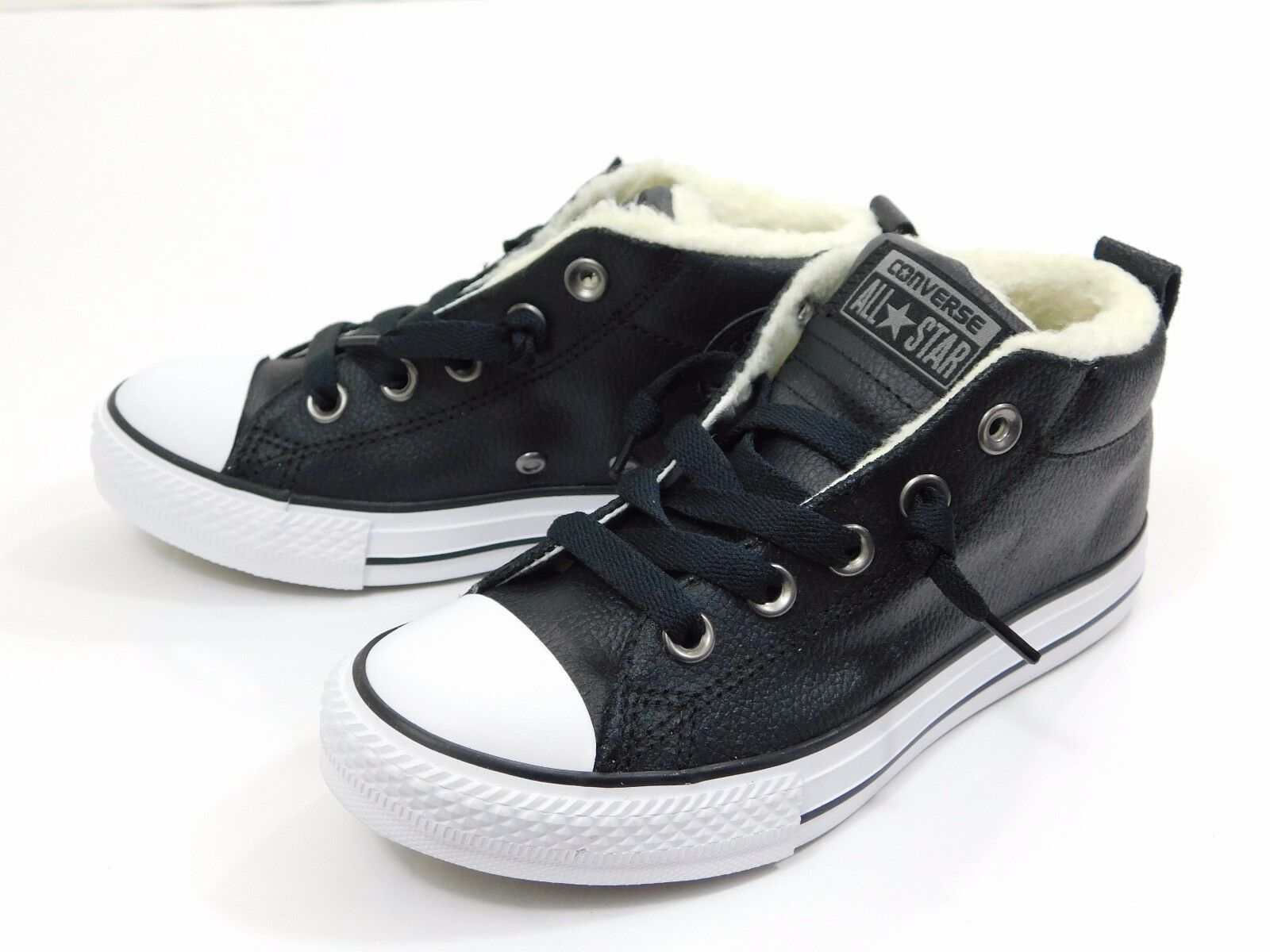 1aceae42f7ba Converse All Star Chuck Taylor Shoes Winter Boot for Boys US Size ...