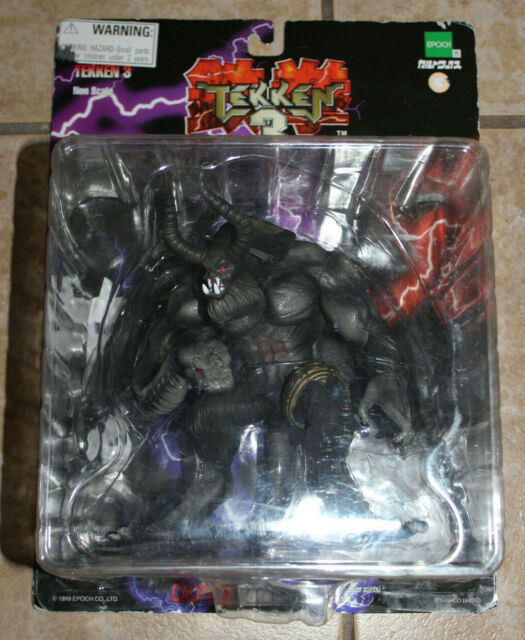 Tekken 3 True Ogre Action Figure Dx Epoch 1999 65180 For Sale Online Ebay