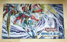 YU-GI-OH, JUDGEMENT OF THE LIGHT (JOTL) SNEAK PEAK PLAYMAT