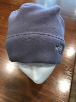 The North Face Standard Issue Beanie Hat Greystone Blue Small/medium