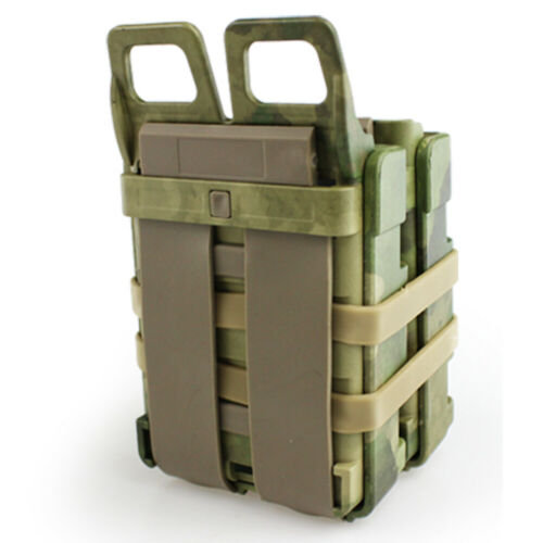M SizeTactical Fast Mag Pouch Holster Magazine Pouch Holster Hunting Molle Bags