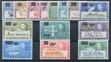 British Antarctic Territory 1971 Decimal set SG24/37 fresh MNH