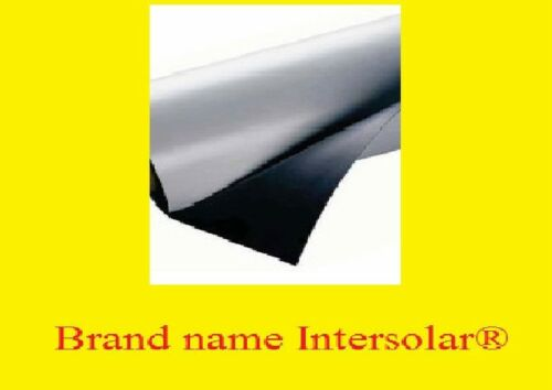 """1 Rool  3/'x24/"""" Blank Magnetic Sheets Car Magnet Sign 30mil  Intersolar"""