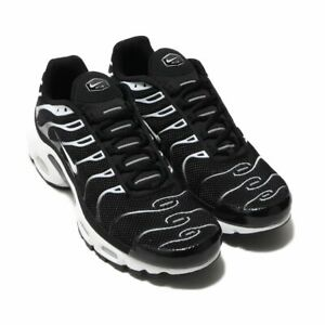 detailed look d6c2a b0120 Details about Nike Air Max Plus TN Black/White-Reflect Silver 852630-038  Rare 100%AUTHENTIC DS