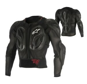 Alpinestars Bionic Action Mx Enduro Motocross Jacket Patronage Noir Rouge-afficher Le Titre D'origine 5bcc0cvl-07222701-397387264