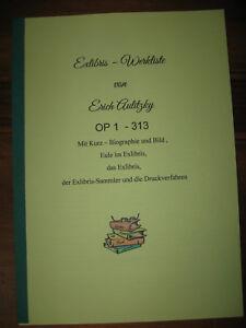 Ex-Libris-Werkliste-von-Erich-Aulitzky-mit-Kurzbiographie-der-Exlibrissammler-un