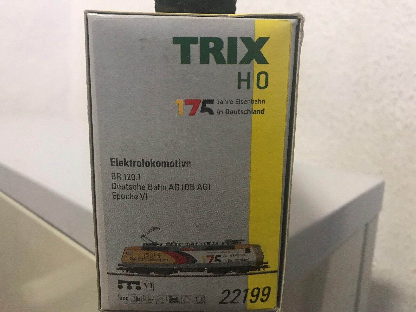 Trix 22199 br 120 159 -9 -9 -9 e-LOK