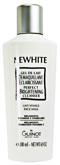 Newhite Perfect Brightening Cleanser 6.9oz Derma Stamp - 140 Microneedle Anti Ageing Scar Acne Eye Wrinkle 0.3-3.0MM