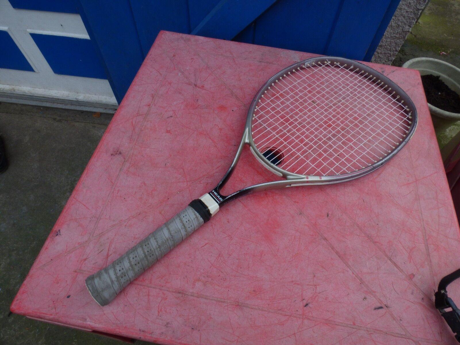 Raquette de tennis vintage Head Elite Director Test rarissime