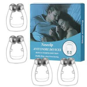 4-Pack-Snoring-Solution-Anti-Snore-Clip-Nose-Clip-Independent-box-packaging