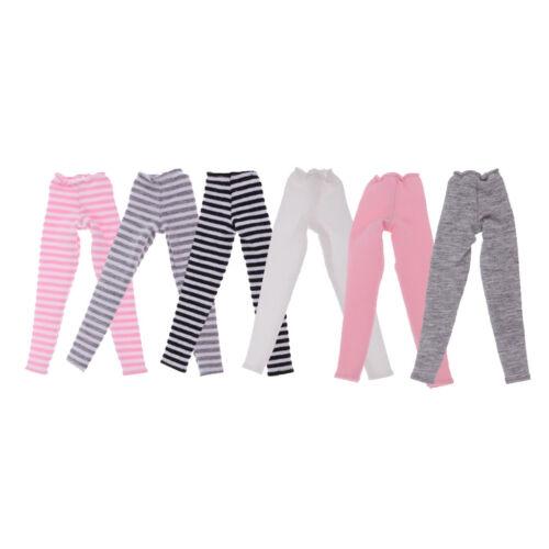 12inch Dolls Clothing Leggings Pants Long Stocks for Blythe 1//6 BJD SD DOD Doll