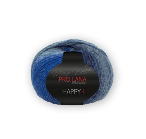 150g//300m pro lana Happy lana de punto lana Garn häkelgarn 1495 5,96 €//100g