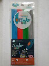Koala Grey 3DOODLER Start Eco-Plastic Filament 48 Pieces