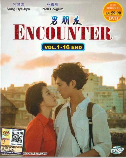 Korean Drama DVD Encounter (2018) English Subtitle Free Shipping