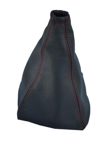 2003-2009 red stitch FITS KIA SORENTO LEATHER SHIFT BOOT