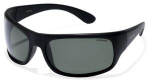 Occhiali da sole Sunglasses Polaroid P 7334 9CA NERO INDEFORMABILE SOTTO CASCO