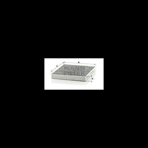 intérieur ambiant Homme-Filtre CUK 2227 Convient à CHRYSLER FIAT 1 filtre