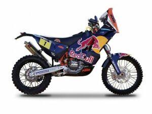 KTM-450-Rally-1-Cyril-Desires-Bburago-Motorrad-Modell-1-18