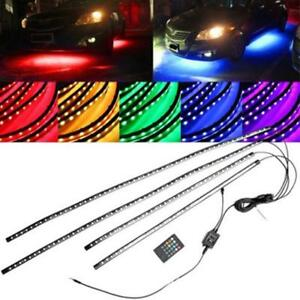 LED-8-Colors-Strip-Under-Car-Tube-Underglow-Underbody-System-Neon-Lights-Kit