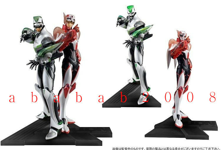 BANDAI Tiger & Bunny Styling Trading Trading Trading Figure Set (full set 4 pcs with boxes) 6292a9