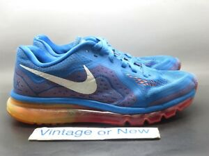 low priced 294d2 de621 Image is loading Men-039-s-Nike-Air-Max-2014-Military-