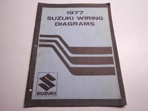 image is loading 1977-suzuki-wiring-diagrams-gs-gt-rv-ts-