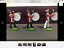 thumbnail 3 - Britain's Soldiers - Bass Drummers 6 Piece Set Number 40022